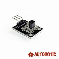 18B20 Temperature Sensor Module