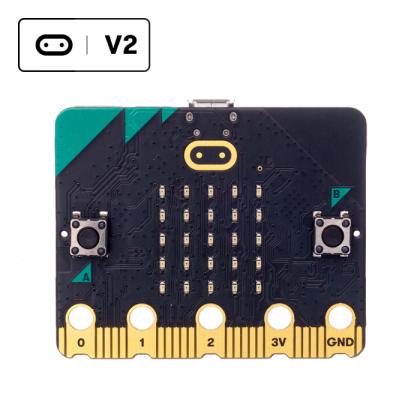 micro:bit V2 Board + 1 Yr Warranty