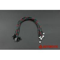 Gravity: Digital Sensor Cable For Arduino (10 Pack)