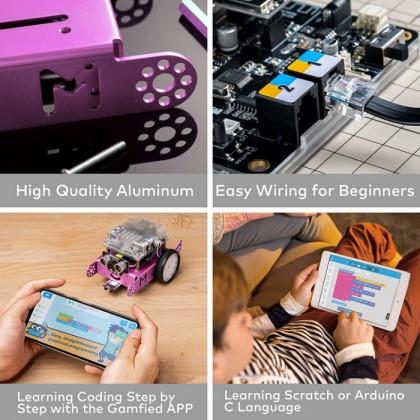 mBot v1.1 - Pink (Bluetooth Version) + 1 Yr Warranty [PROMO PRICE]