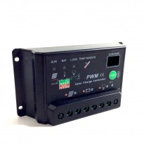 10A 12/24V Solar Charge Controller