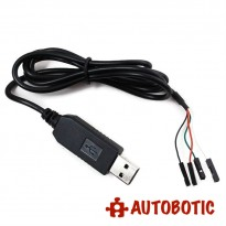 CH340G USB TTL Cable