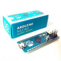 Arduino Micro without Headers (Made in ITALY)