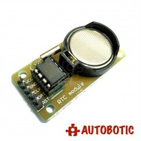DS1302 Real Time Clock Module with Battery (CR2032) for Arduino