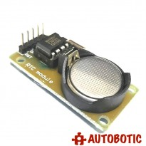 Arduino DS1302 Real Time Clock Module with Battery (CR2032)