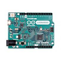 Arduino Leonardo (+headers) (Made in ITALY)