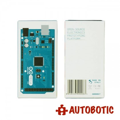 Original Arduino Mega 2560 R3 (Made in ITALY)