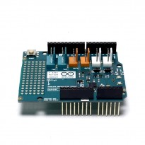 Arduino 9 Axes Motion Shield (Made in ITALY)
