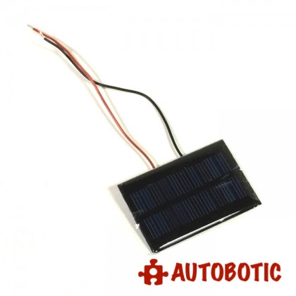 Solar Cell 5V 40mA (0.25W)