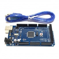 Arduino MEGA2560 Compatible Board + USB Cable (Made in CHINA)