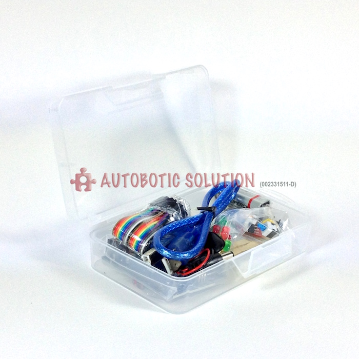 Arduino compatible accessory b starter kit