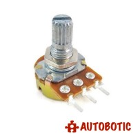 Potentiometer / Variable Resistor (500 Ohm)