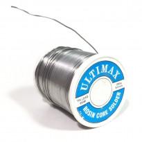 Tin/Lead 60/40 Rosin Core Solder, 1 meter