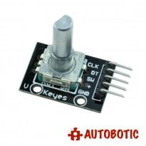 Rotary Encoder For Arduino (KY-040)