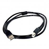 USB Cable A-B Type (1.4m) for Arduino / Printers