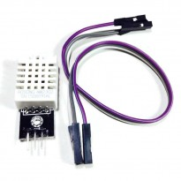 DHT22 Digital Temperature & Humidity Sensor Module + Cables