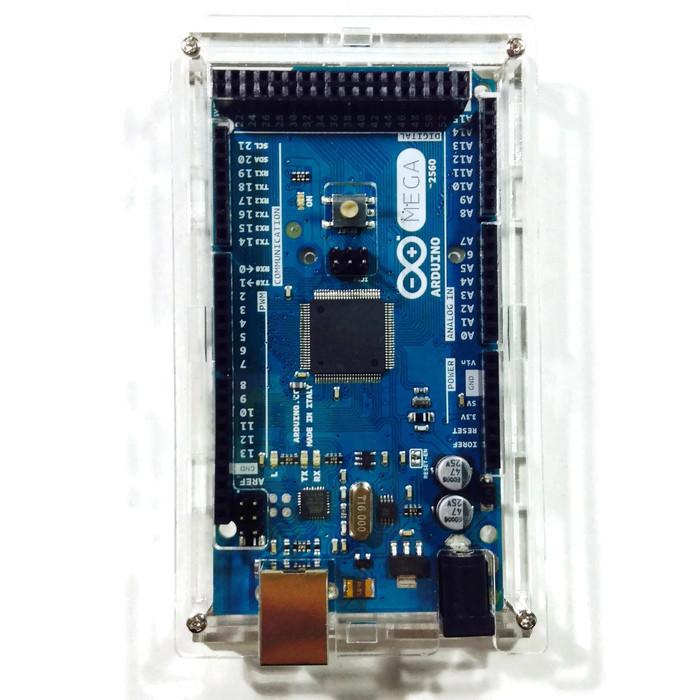 Arduino mega acrylic case