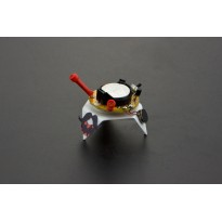 4-Soldering Light Chaser Robot Kit