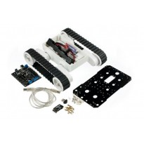 Rover 5 Tank Kit (Powered by Arduino and Bluetooth)