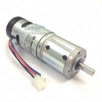 12V 63RPM 20kgfcm 42mm Planetary DC Geared Motor with Encoder *PRE-ORDER*