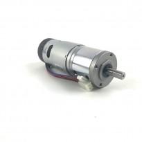 12V 405RPM 6.5kgfcm Planetary DC Geared Motor with Encoder *PRE-ORDER*