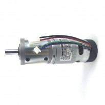 12V 120RPM 18kgfcm 42mm Planetary DC Geared Motor with Encoder