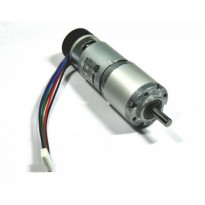 12V 60RPM 6.7kgfcm 32mm Planetary DC Geared Motor with Encoder