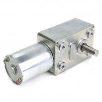 DC 12V Worm Gear Motor (200RPM)