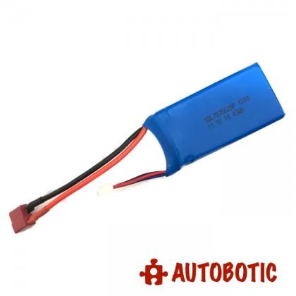 LiPo Rechargeable Battery 11.1V 1300mAh
