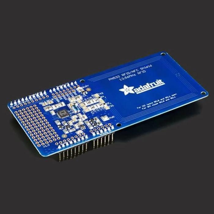 Adafruit Pn532 Nfc Rfid Controller Shield For Arduino Extras
