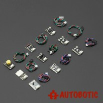 Gravity: 9 Pcs Sensor Set for Arduino