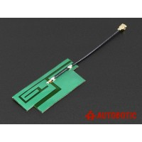 Slim Sticker-type GSM/Cellular Quad-Band Antenna - 3dBi