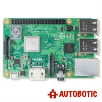 Raspberry Pi 3 Model B+ (Latest Version) + Power Adapter + Casing with Fan + HDMI Cable