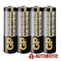 GP 4 AA Supercell Battery
