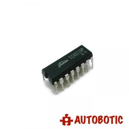 DIP-16 Integrated Circuit IC (TC4022BP) C2MOS Digital Silicon Monolithic