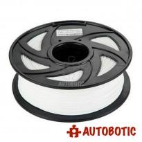 3D Printer 1.75mm PLA Filament 1KG (White)