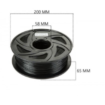 3D Printer 1.75mm PLA Filament 1KG (Green) [PROMO PRICE]
