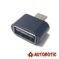 USB 2.0 Female to Micro USB Male Converter OTG Adapter
