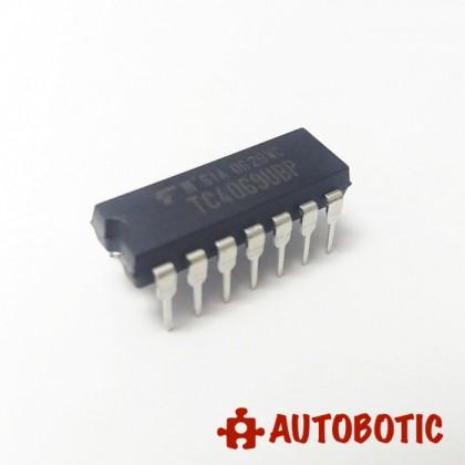 DIP-14 Integrated Circuit IC (TC4069UBP) CMOS Digital Integrated Circuit Silicon Monolithic