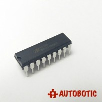 DIP-18 Integrated Circuit IC (HT12D) Remote RF Decoder IC
