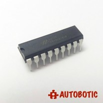 DIP-18 Integrated Circuit IC (HT12E) Remote RF Encoder IC