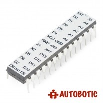 ATmega328 with Arduino Optiboot (Uno)
