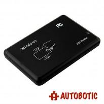 USB RFID Smart ID Card Reader EM4001 EM4100 (125Khz)