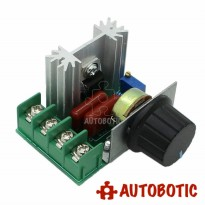 2000W Motor Speed Controller SCR Voltage Regulator