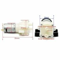 Diaphragm Water Pump (6-12V)
