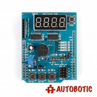Multifunction Education Learning Shield For Arduino