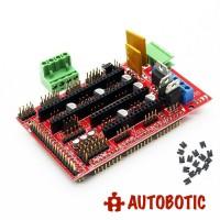 3D Printer RepRap Controller Ramps 1.4 Shield for Arduino Mega 2560