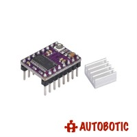 3D Printer High Current DRV8825 Stepper Driver With Heatsink