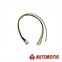 1.25mm Pitch 4-Pin Single Tip Terminal Cable