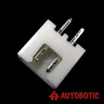 XH2.54 2p Straight Pin Header Connector